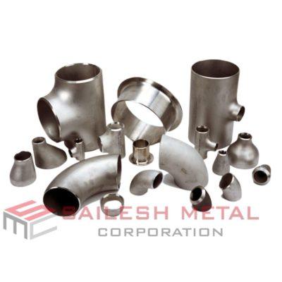 Sailesh Metal Corporation Hastelloy C 276 Fittings