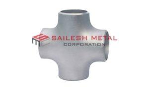 Sailesh Metal Corporation Hastelloy C22 Buttweld Cross Fittings