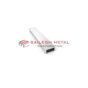 Sailesh Metal Corporation Titanium Alloy Rectangular Pipe