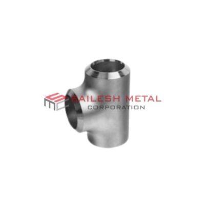 Sailesh Metal Corporation Titanium Equal Tee