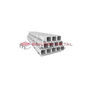 Sailesh Metal Corporation Titanium Square Pipe