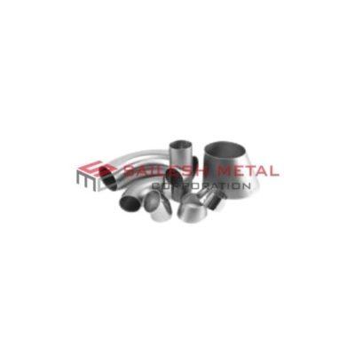 Sailesh Metal Corporation Titanium Titanium Welded Pipe Fittings