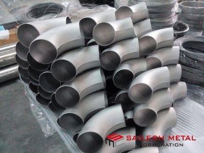 Titanium Pipe Fittings Exporter