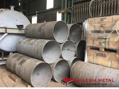 Titanium Pipes Exporter